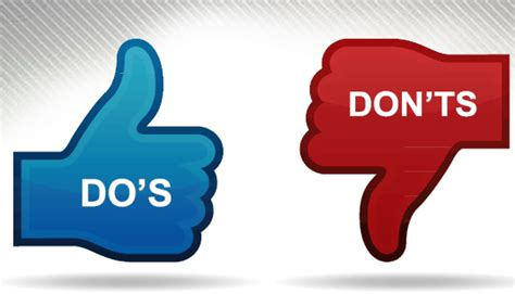 dos and don ts of effective team building