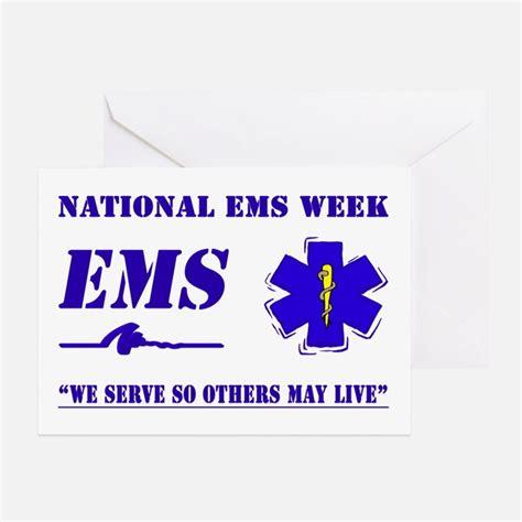 Ems Gift Cards - gifts for national emt week unique national emt week gift ideas cafepress