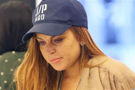 Lindsay Lohan Goes Shopping For Chanel Bags by Lindsay Lohan S Chanel Store Shopping Trip Is Just In Time