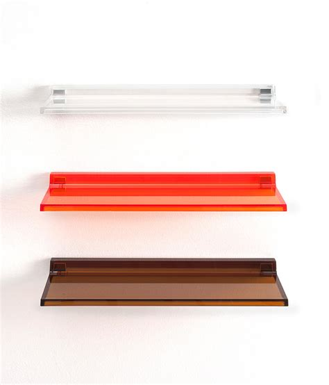 kartell mensole shelfish wall shelves from kartell architonic