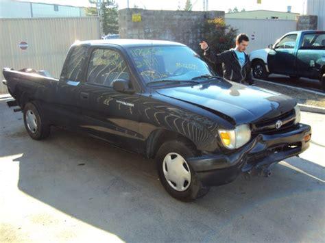 1998 Toyota Tacoma Manual 1998 Toyota Tacoma 2 4 Engine Manual Transmission Color