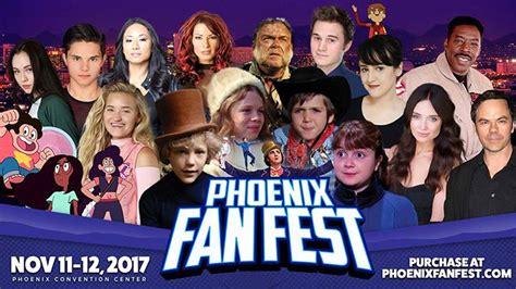 fan fest 2017 phoenix phoenix fan fest 2017 convention report