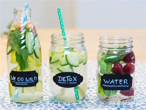 Go Detox by 7 Leckere Rezepte F 252 R Selbstgemachtes Detox Wasser