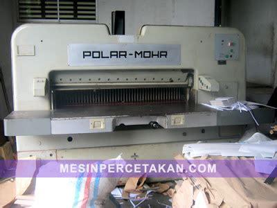 Mesin Potong Kertas Polar Baru Mesin Potong Kertas Polar 150 Harga Gt Mesin Murah