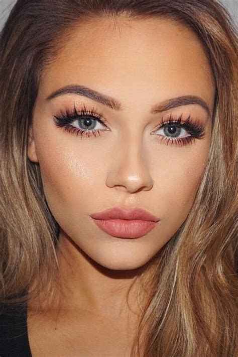 Makeup Tips For A Successful Date by Pretty And Makeup Ideas For Brown 26 Lucky