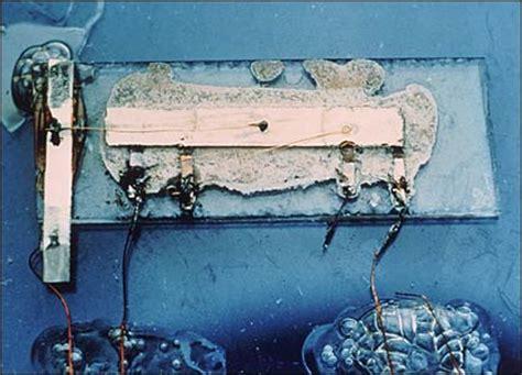 the integrated circuit was used in news in pictures in pictures transistor history