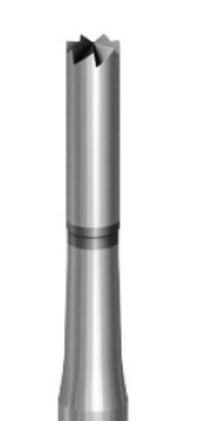 Broca Carbide Komet para Aumento de Coroa Clínica - Modelo