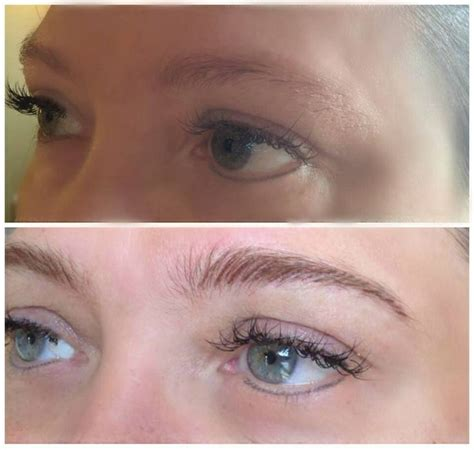 feather touch eyebrow tattoo 13 best images about permanent makeup by alana everett on