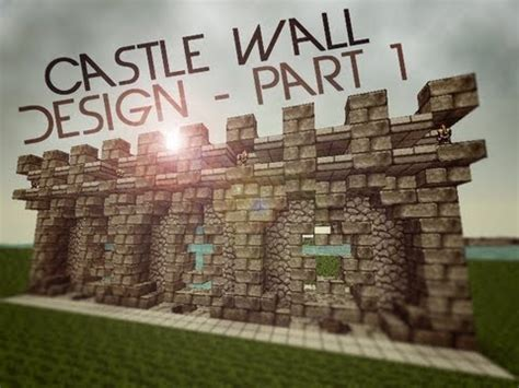 typography motion tutorial part 1 minecraft castle wall design tutorial part 1
