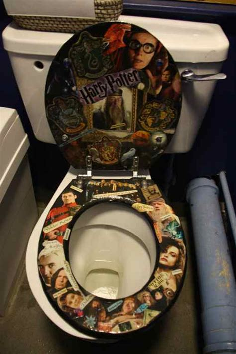 Bathroom Graffiti Franchise Harry Potter Slept Here This International