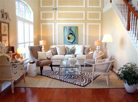 Living Room Border Decor by Shabby Chic Living Room Decor Ideas And Design Decolover Net