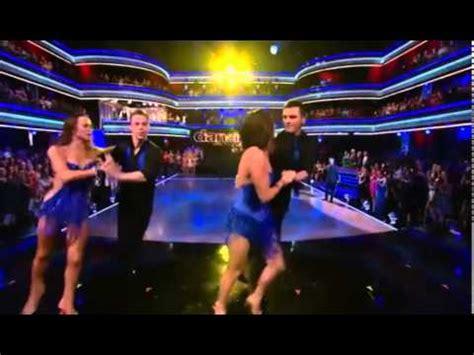 are the dances shorter this season on dwts karina derek and cheryl tony short dance dwts