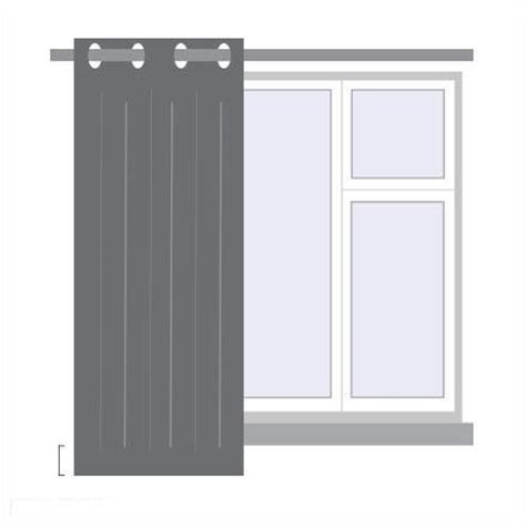 window sill length curtains how to measure for curtains