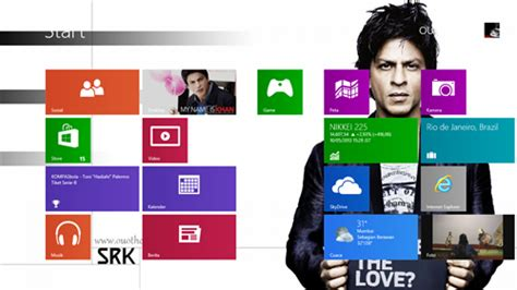 Bollywood Themes For Windows 8 1 | shahrukh khan theme for windows 7 and 8 ouo themes