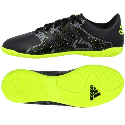 boys indoor football shoes adidas boys junior x 15 4 ace football indoor boots