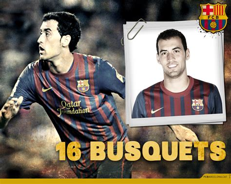 fc barcelona wallpaper widescreen fcb 16 busquets v1328259432 free desktop wallpapers for