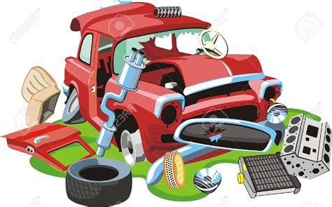 wrecked car clipart destruction clipart car crash pencil and in color