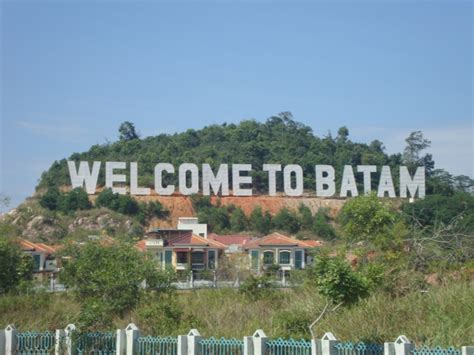 Di Batam welcome to batam pt arthamandira tour and travel