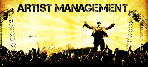 What Is A Artist Manager by Artist Management Jackhammer Movement
