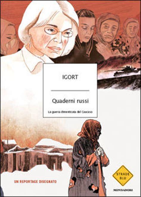 libreria mondadori romanina quaderni russi la guerra dimenticata caucaso