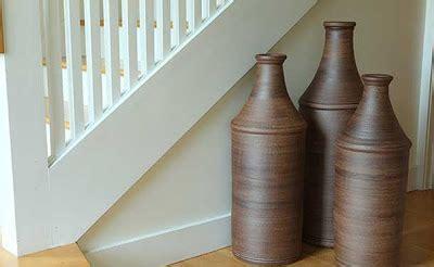 Bonsai Vas Bunga Keramik Cantik Pot Bunga Dekorasi Hiasan desain vas bunga lantai untuk memercantik ruangan rumah