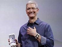 Image result for iPhone Tim Cook