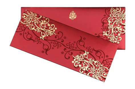 indian wedding cards canada wedding card in vibrant and golden colour