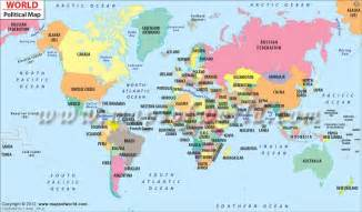 Political Map Of World by Gallery For Gt World Political Map