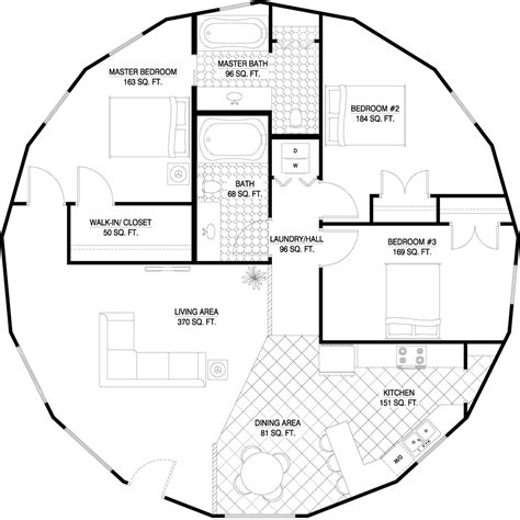 roundhouse floor plan round homes floor plans