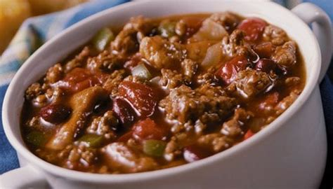 recipe for chili with ground turkey easy ground turkey chili recipe sparkrecipes