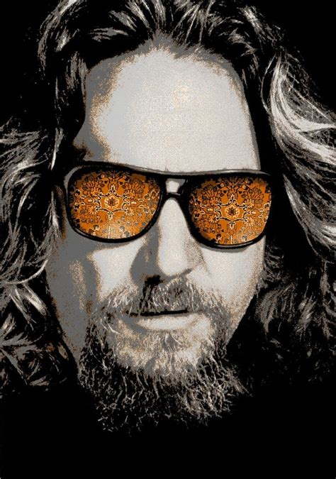 the dude s rug the dude big lebowski by cthulhu79 on deviantart