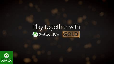 play   xbox  gold youtube