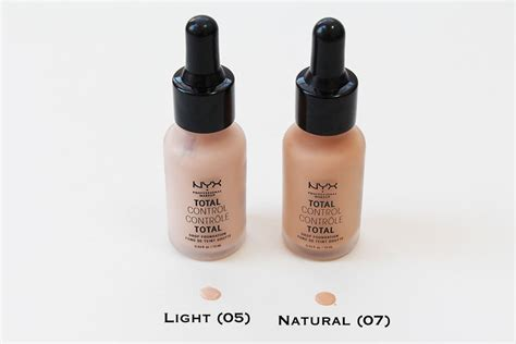 Nyx Total Drop nyx total drop foundation review makeupguineapig