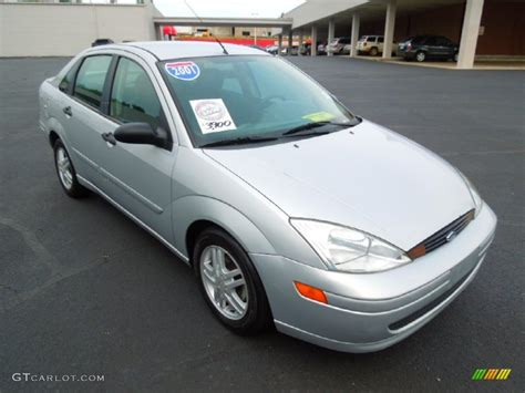 2001 ford focus paint colors