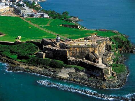 El Morro San Juan Puerto Rico | phoebettmh travel puerto rico the island of enchantment