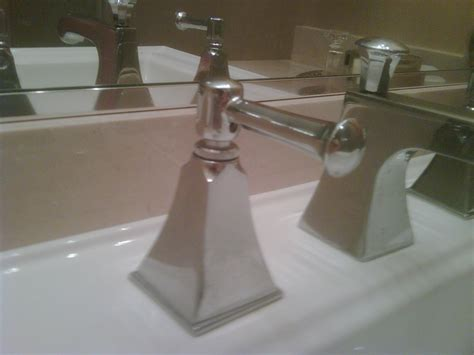 remove bathroom sink how do you remove a kohler bathroom sink faucet handle