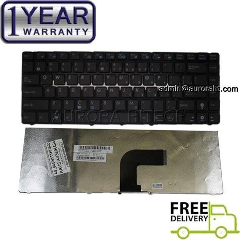 Keyboard Asus K42f asus b43j k42 k42d k42j k42f k43 k end 11 14 2017 12 15 am