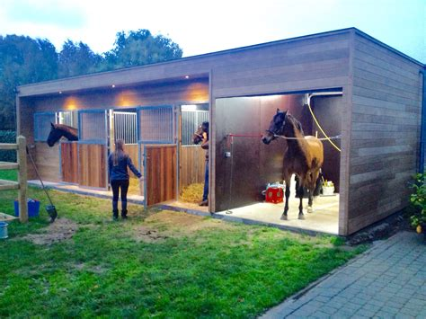 open area for future stalls 8 stall horse barn with paardenstal design paardenstal design modern http www