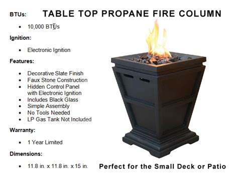 top propane fire bowl gas fire pit san diego homeowner buyer s guide