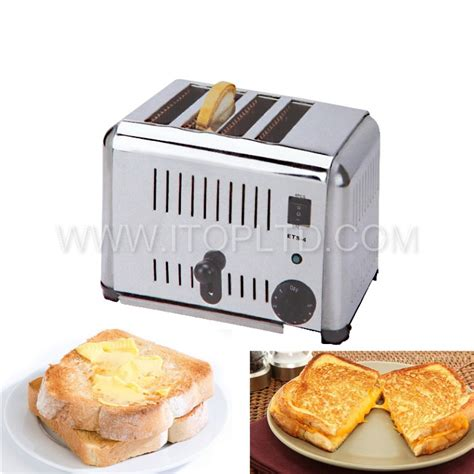Rotating Toaster commerical stainless steel rotating toaster custom logo