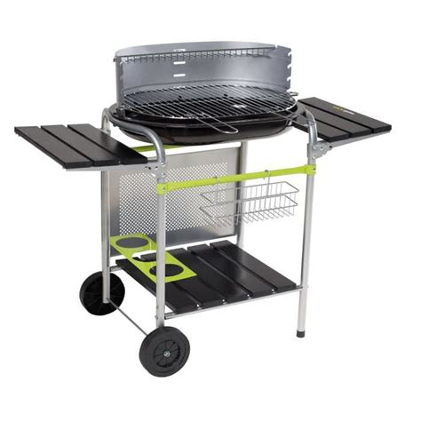 Barbecue En 163 by Barbecue Charbon 55 X 38 Cm Sur Chariot Achat