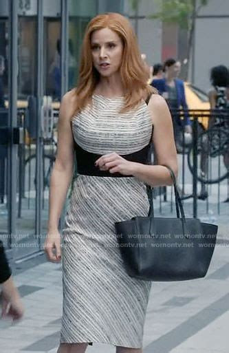donna dress suits fashion wornontv clothes and wardrobe on usa s suits