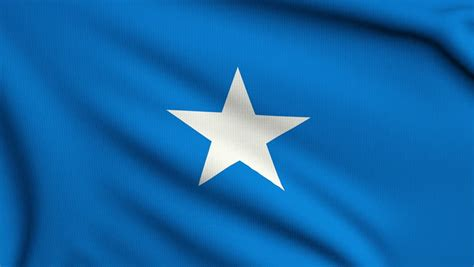 somalia flag somalia flag stock footage video shutterstock
