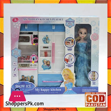 We428 Modern Kitchen Playset Frozen Buy Frozen My Modern Kitchen Play Set Small At Best Price