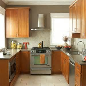 Small U Shaped Kitchen Kitchens That Maximize Small Footprints Small Kitchens Cabinets And Ranges