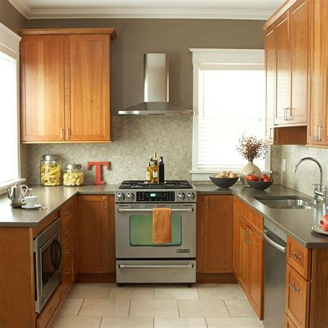 small u shaped kitchen design kitchens that maximize small footprints small kitchens