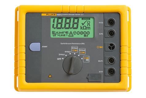 Jual Earth Ground Tester Fluke 1623 2 Kit fluke earth ground tester 1623 2 electrical electronic tester horme singapore
