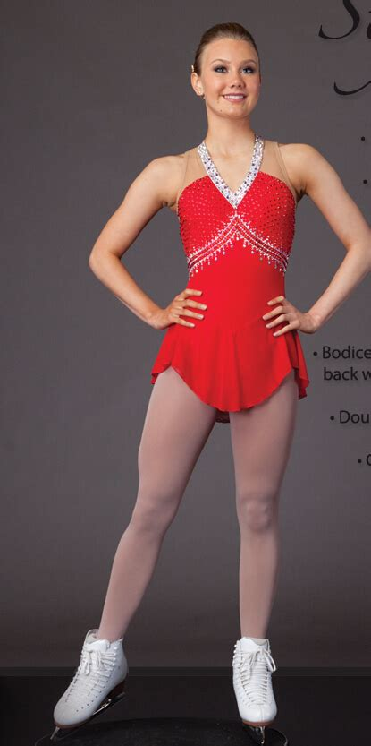 aliexpress competitor aliexpress com buy red figure skating dress for women