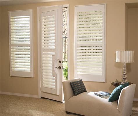 Door Window Blinds Door Blinds Window Treatments Ideas For
