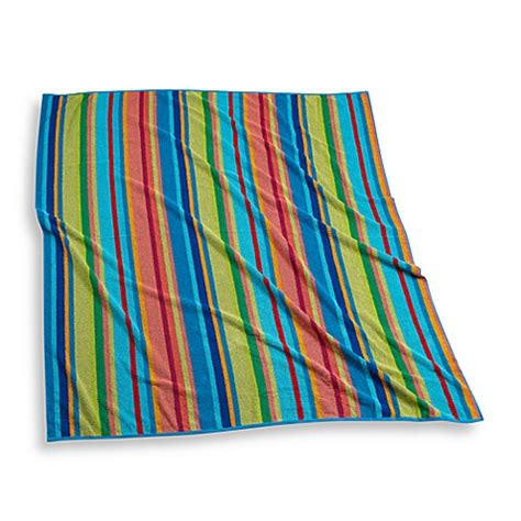 beach towels bed bath and beyond oversized stripe beach towel bed bath beyond